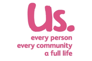 US. logo of 'United Society' the new name for USPG