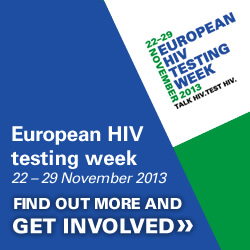 HIV Testing week… the European dimension