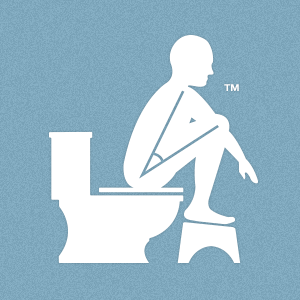 Problems using the toilet? Try squatting instead ofsitting
