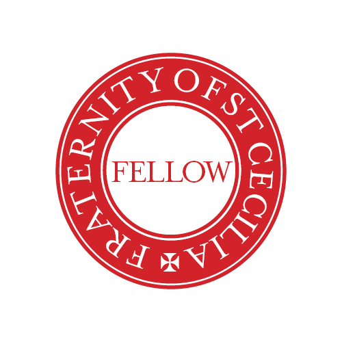 Fraternity of St Cecilia Fellow Logo